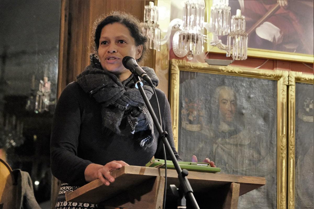 Eröffnung Ruth Fischer