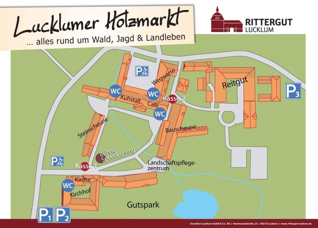 Lageplan Holzmarkt