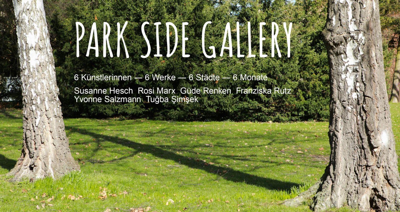 ParkSideGallery Yvonne Salzmann